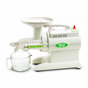 Green Star GS 1000 Twin Gear Juicer